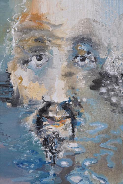 Peinture po tes chinois shi tao oeuvres de jean yves simon for Artiste peintre chinois